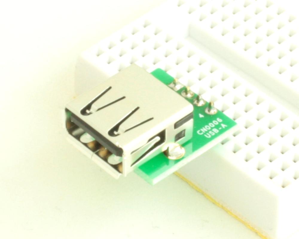 USB - A adapter board 0