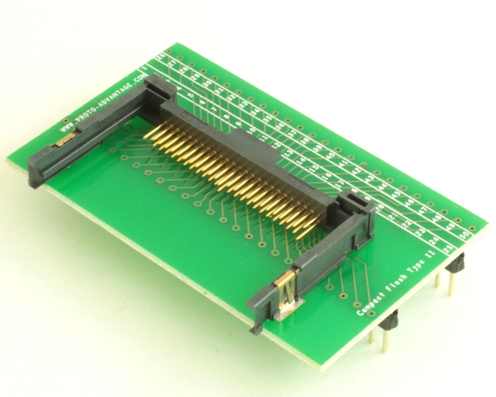 Compact Flash Type II adapter board 0