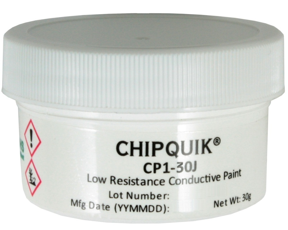 Conductive Paint 30g jar - Low Resistance 0