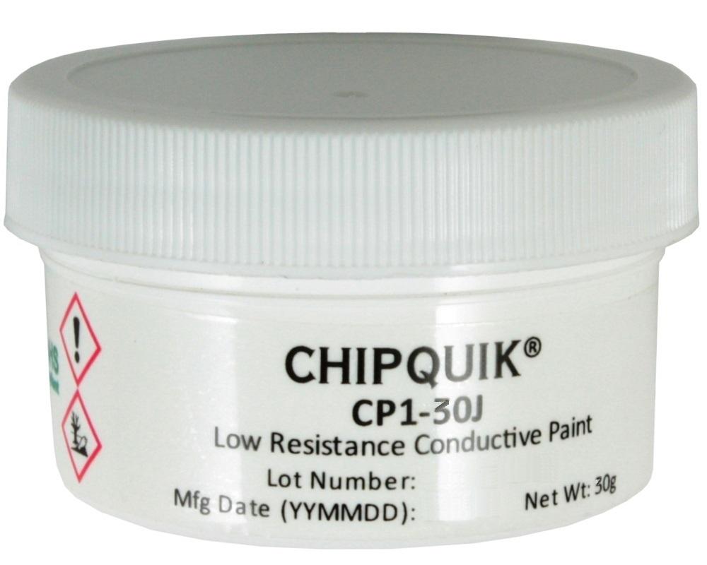 Conductive Paint 30g jar - Low Resistance 0