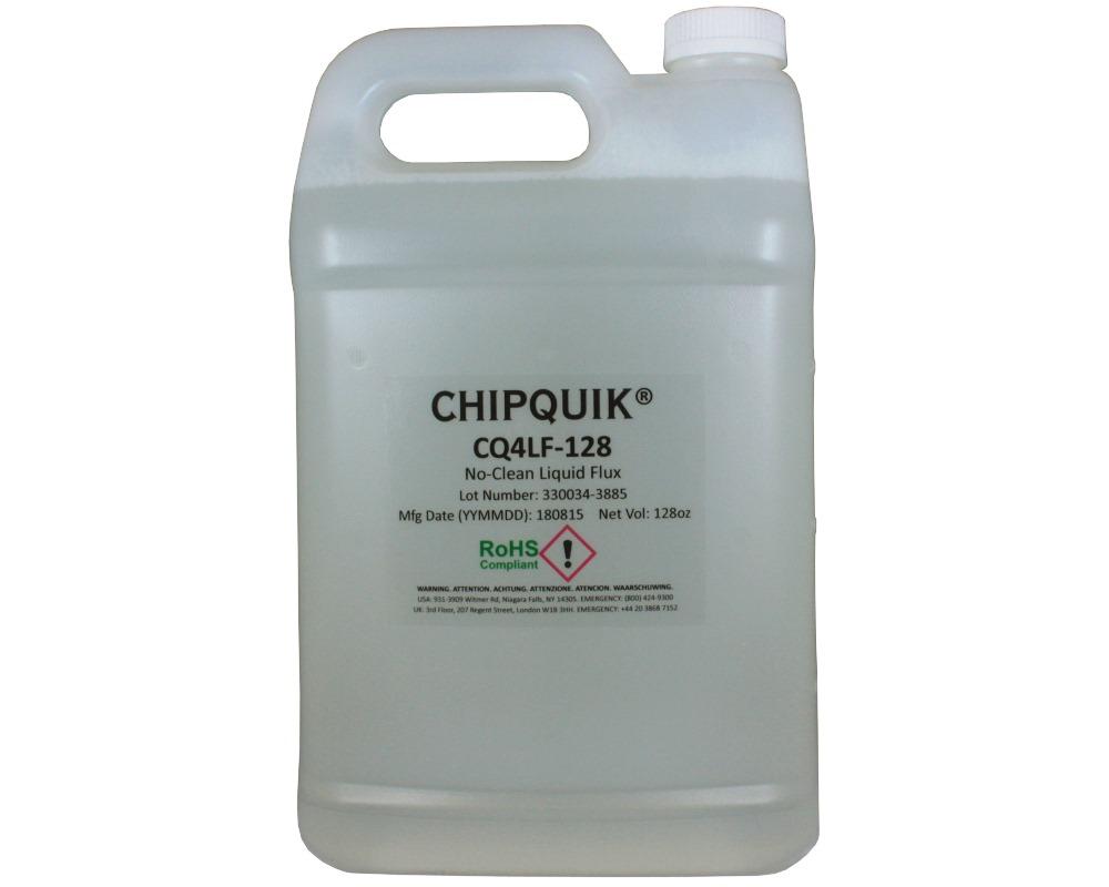 Liquid Flux No-Clean in 1 Gallon (128oz) Jug 0