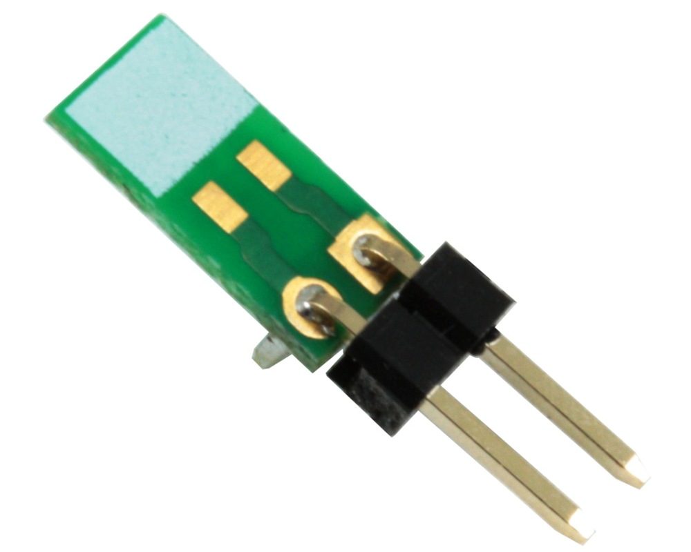 Discrete 0805 to TH Adapter - Jumper pins (10 pack) 0