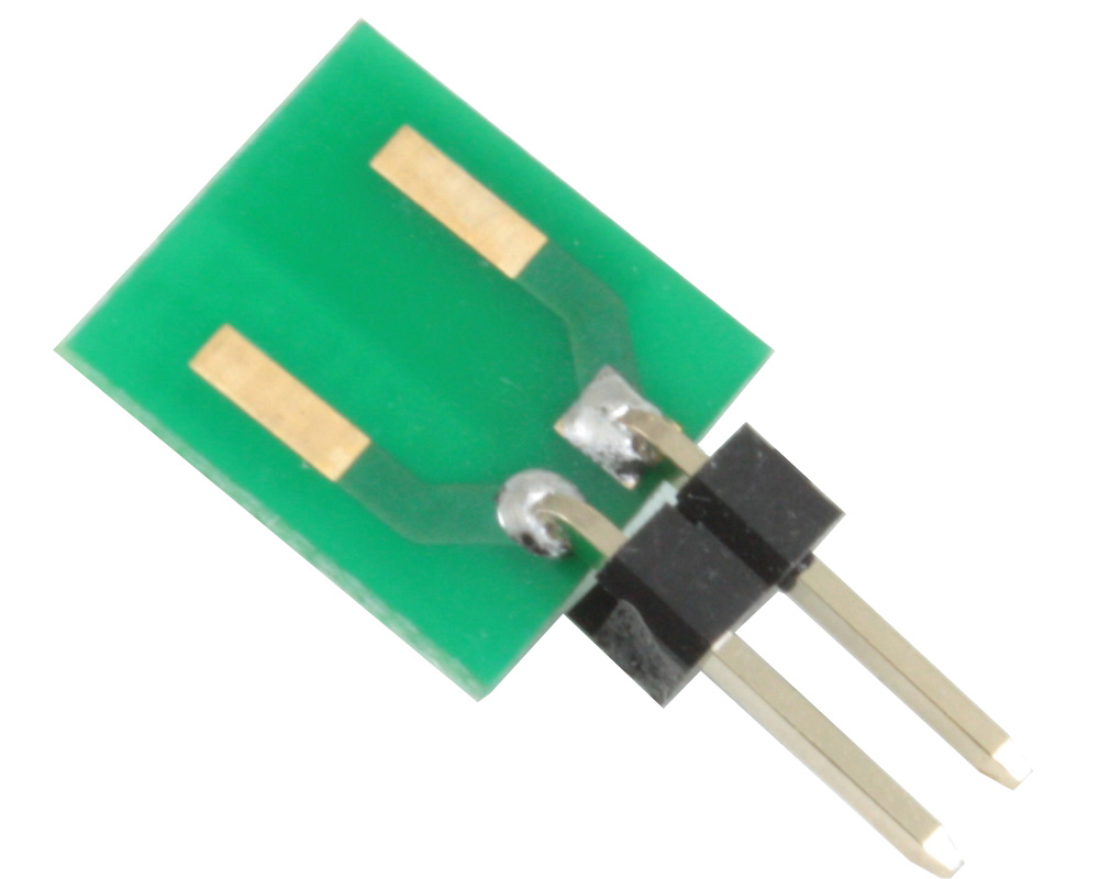 Discrete 2512 to TH Adapter - Jumper pins (10 pack) 0