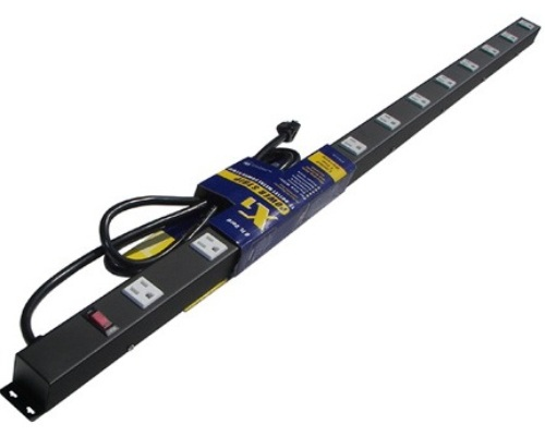 48 inch - 12 Outlet Power Strip 0