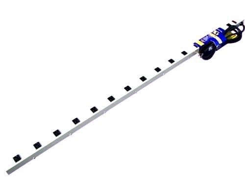 60 inch - 15 Outlet Metal Power Strip - Beige 0
