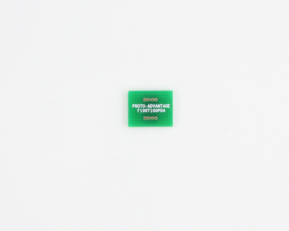 Pitch Changer 1.00 mm to 1.00 mm conversion -  4 pin 0