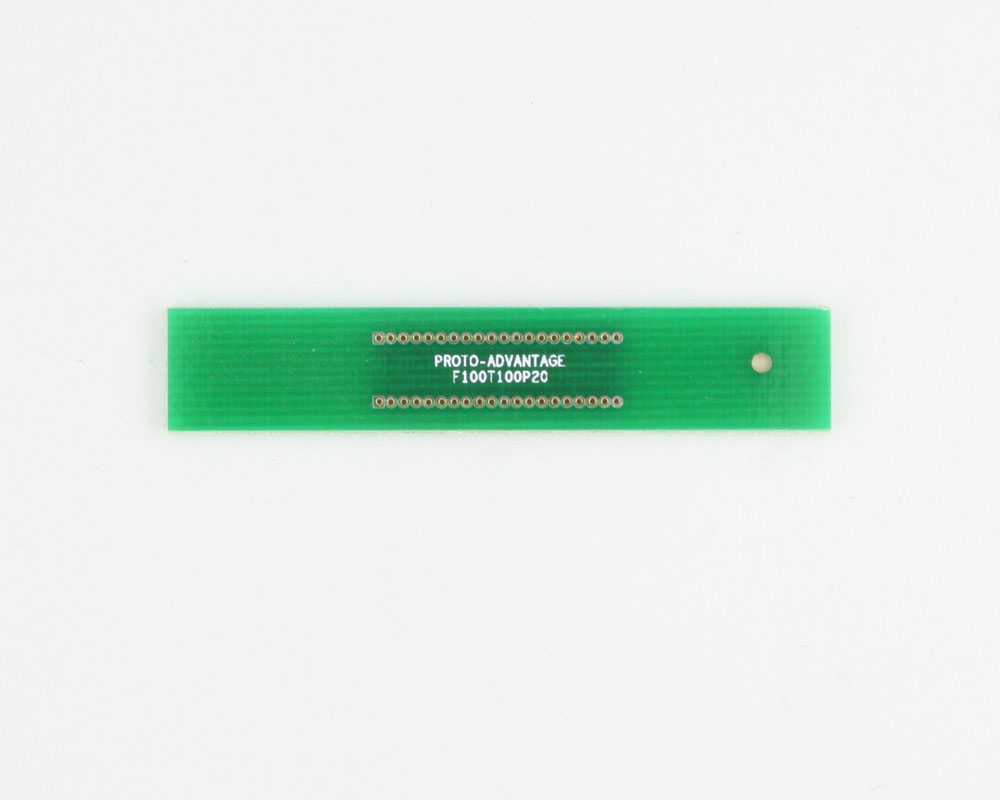 Pitch Changer 1.00 mm to 1.00 mm conversion - 20 pin 0