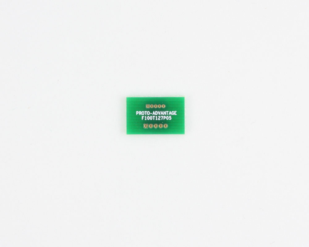 Pitch Changer 1.00 mm to 1.27 mm conversion -  5 pin 0