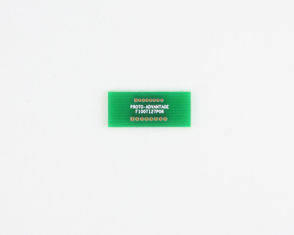 Pitch Changer 1.00 mm to 1.27 mm conversion -  8 pin 0