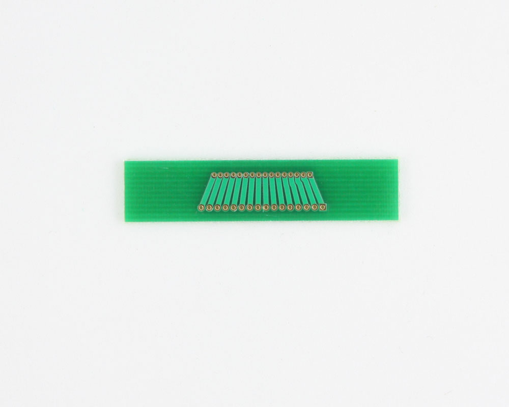 Pitch Changer 1.00 mm to 1.27 mm conversion - 16 pin 1