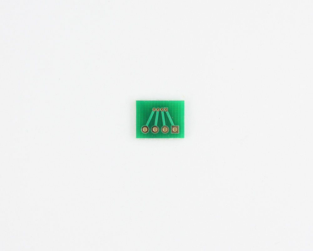 Pitch Changer 1.00 mm to 2.54 mm conversion -  4 pin 1