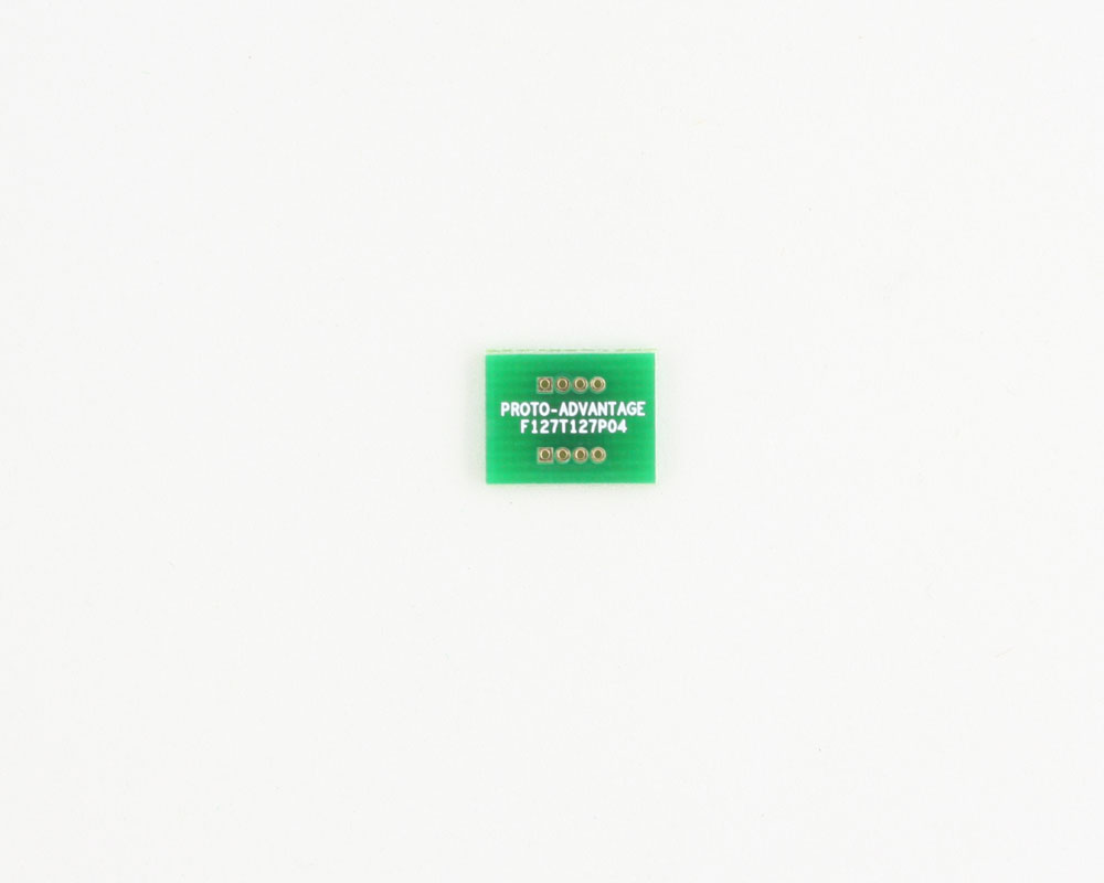 Pitch Changer 1.27 mm to 1.27 mm conversion -  4 pin 0