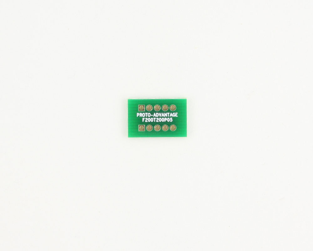 Pitch Changer 2.00 mm to 2.00 mm conversion -  5 pin 0