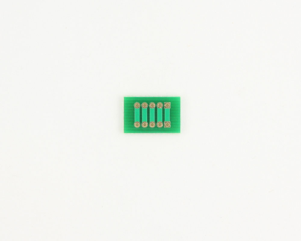 Pitch Changer 2.00 mm to 2.00 mm conversion -  5 pin 1