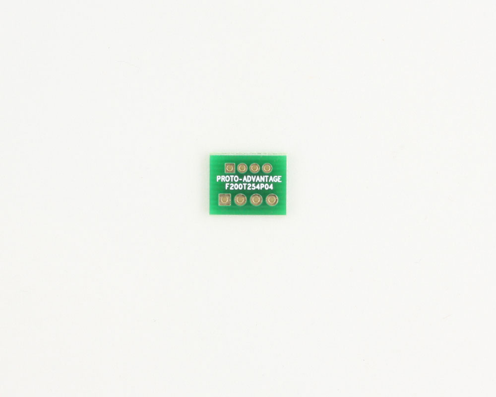 Pitch Changer 2.00 mm to 2.54 mm conversion -  4 pin 0