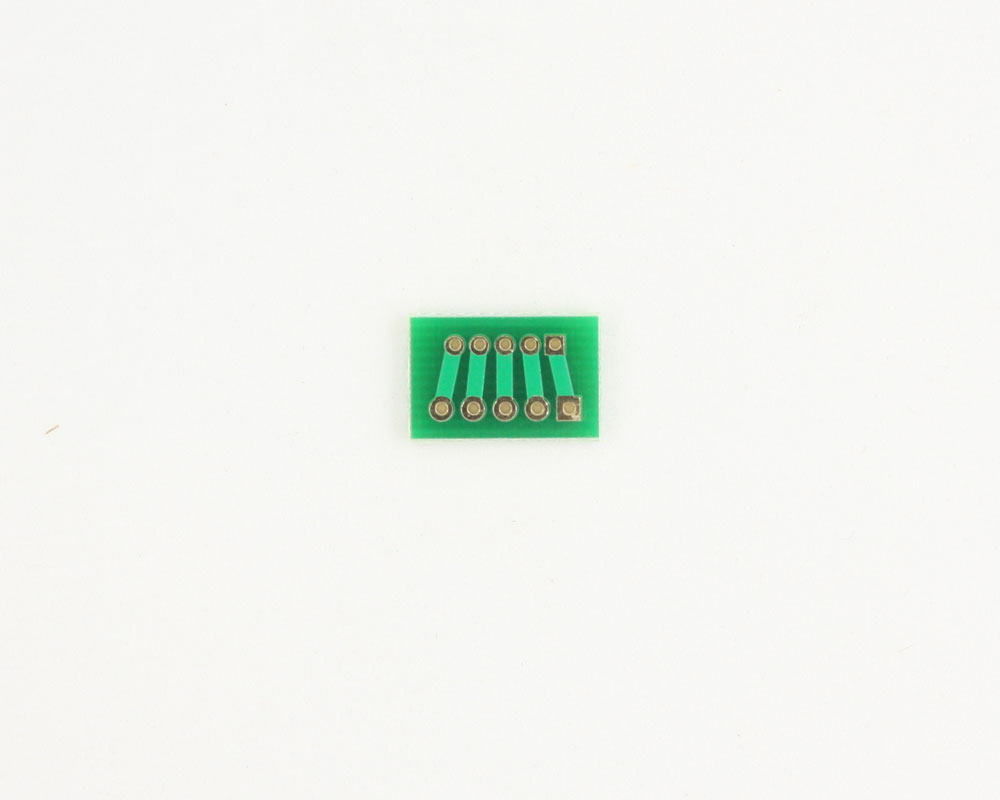 Pitch Changer 2.00 mm to 2.54 mm conversion -  5 pin 1