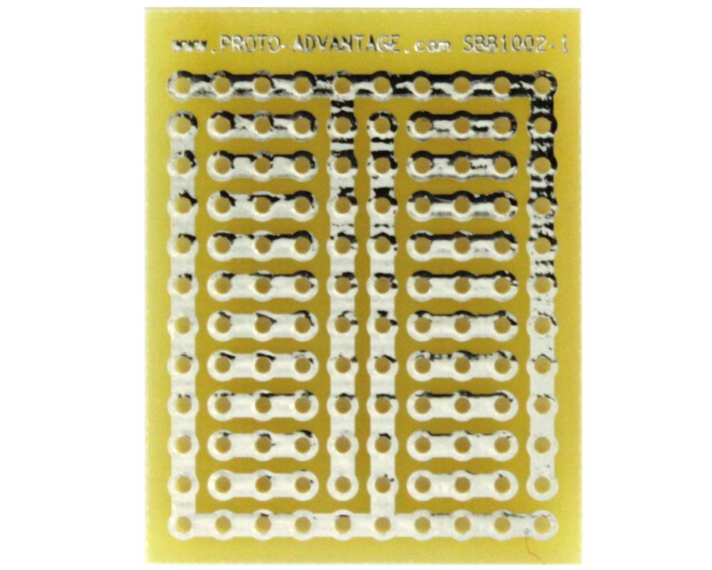 Solder Breadboard (10 row 2 column) 0