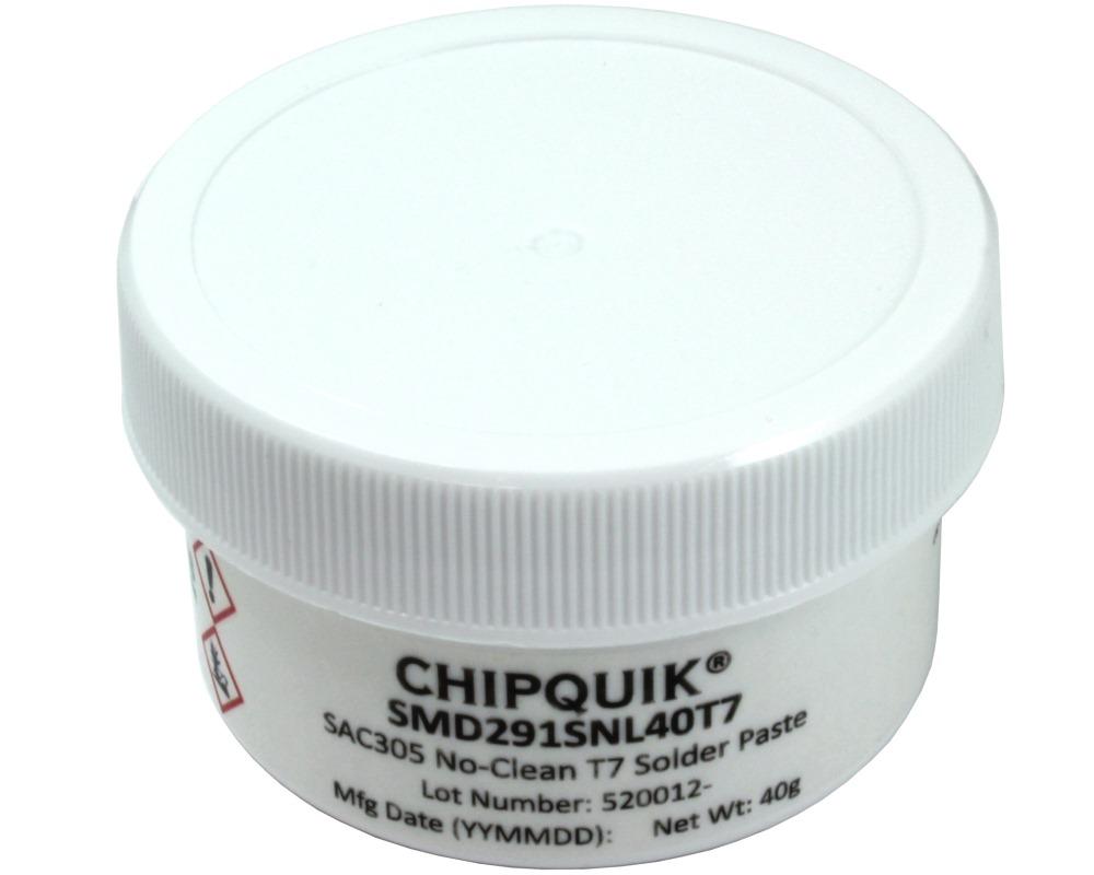 Solder Paste in jar 40g (T7) SAC305 no clean 1